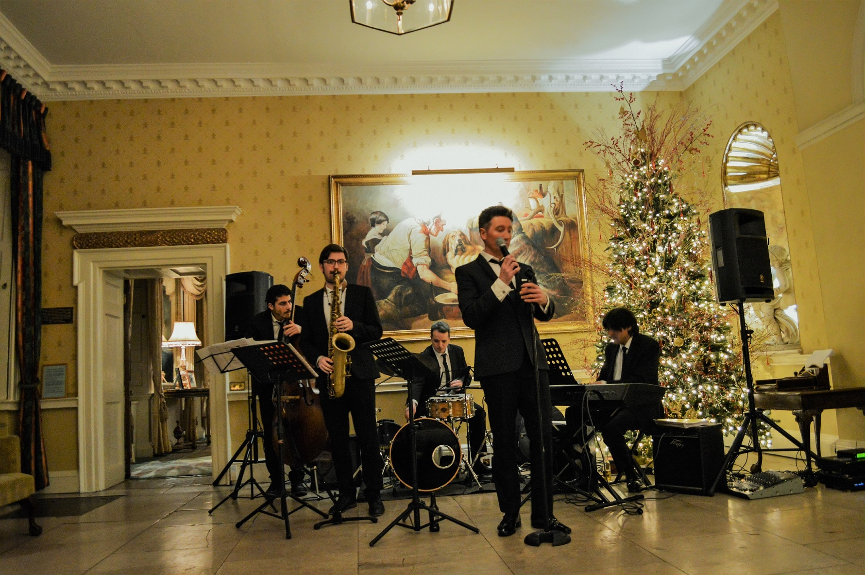 Swing and Jazz Bands
