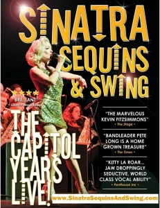 Sinatra sequins & Swing - The Capitol Years Live!