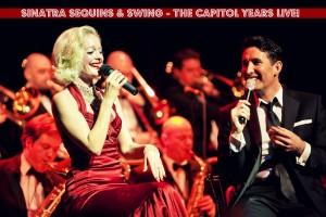 still from Frank Sinatra show