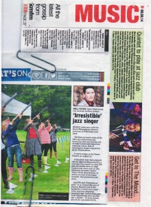 Press Folkestone Jazz Club