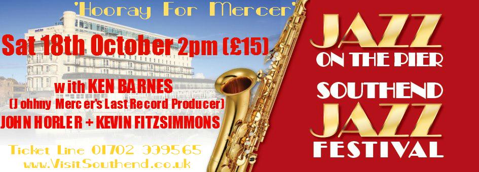 Southend Jazz Festival - Kevin Fitzsimmonss