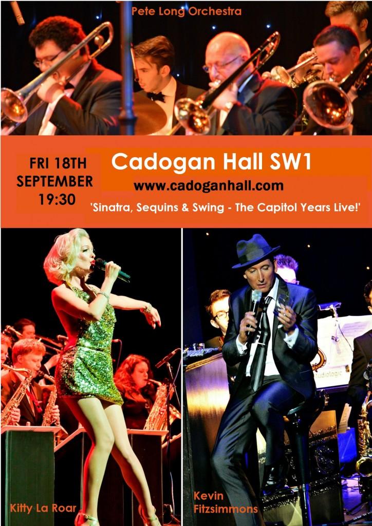 Cadogan Hall Poster