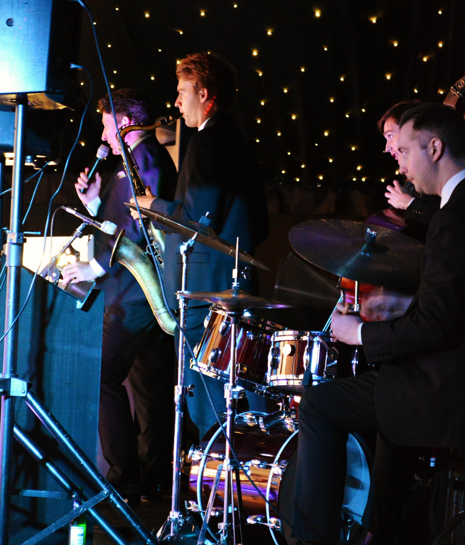 Wedding Jazz Bands: Jazz Swing Bands
