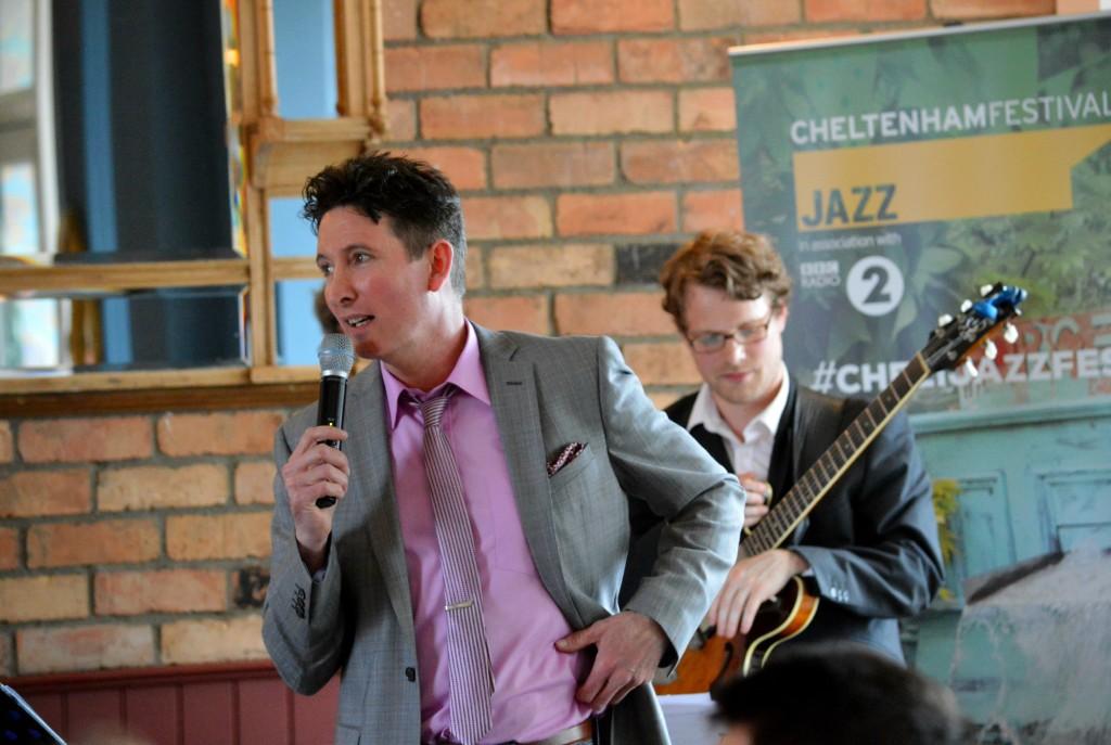 Kevin Fitzsimmons @ Chelt Jazz Fest Fringe