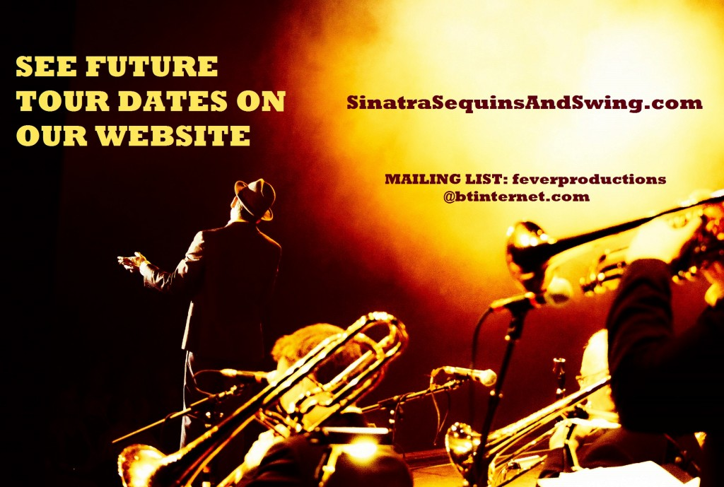 Frank Sinatra tribute concert