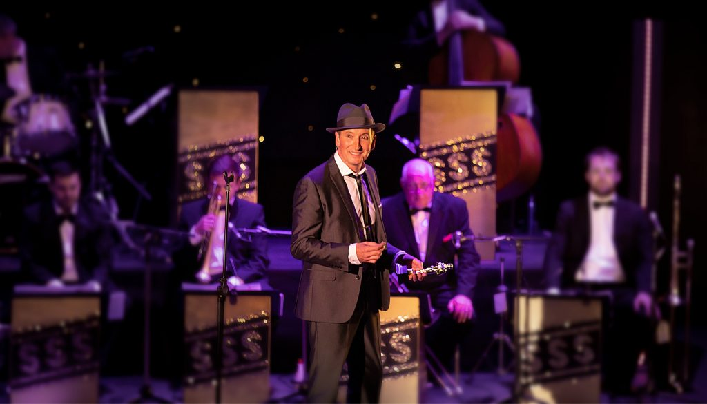 Photo of a Frank Sinatra Tribute live in UK