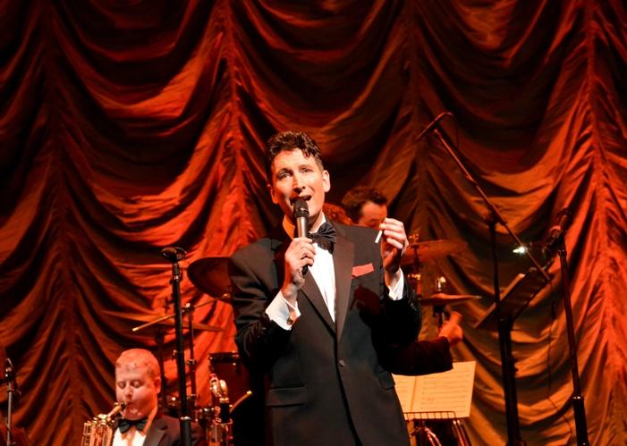 Dean Martin Tribute Act